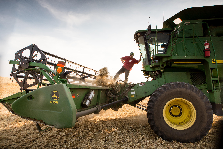 Read Smith: No-Till Farming