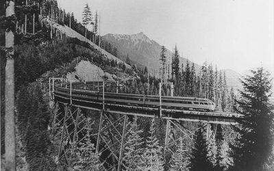 When Malden was a railroad town